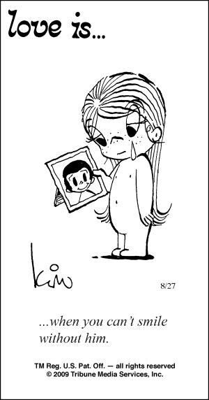 Pin by Mike Rodriguez on LUV IZ | Love is cartoon, Love
