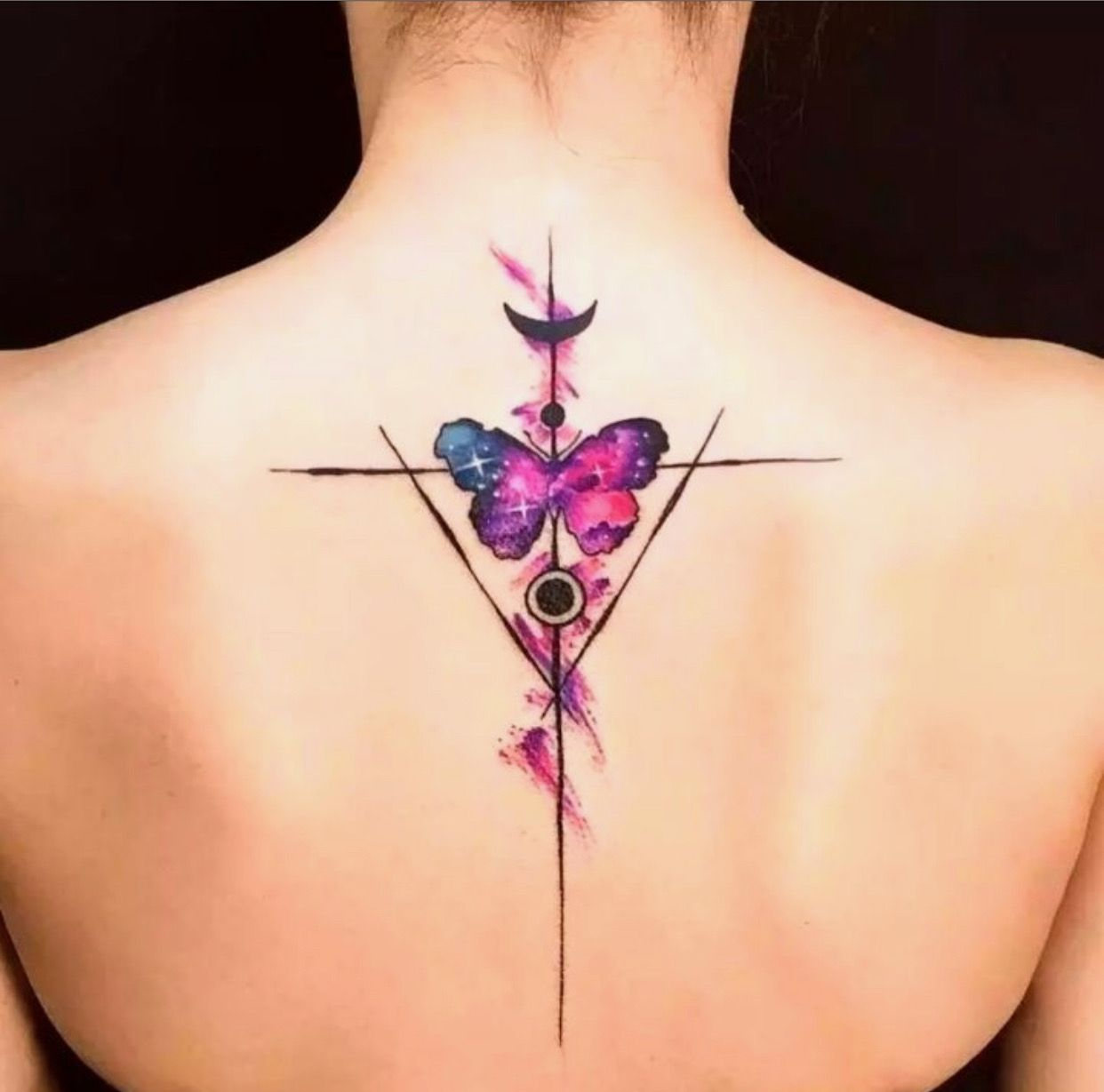 43 Beautiful Tattoos That Will Instantly Make You Hotter Page 27 Of 43 With Images Watercolor Butterfly Tattoo Butterfly Tattoo Tattoos
