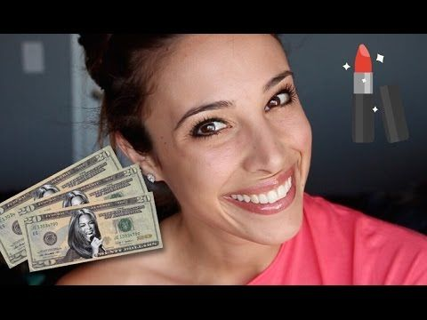 $20 Makeup Challenge I Sierra Dallas - YouTube