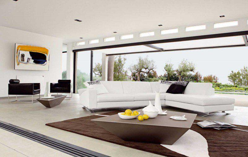 Stunning Salon Contemporain Roche Bobois Images - Awesome Interior ...