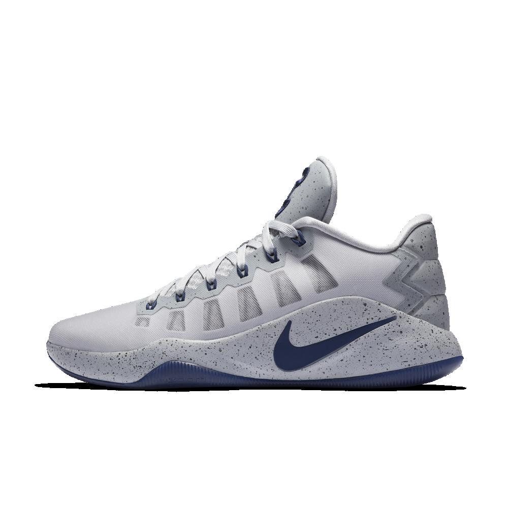 online store 2dd4a d1e1f Nike Hyperdunk 2016 PE Low (Paul George) Men s Basketball Shoe Size 11.5  (Grey