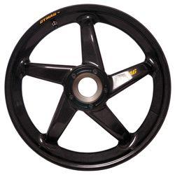 Dymag CA5 Carbon Fibre 5 Spoke Wheels for MV Agusta Brutale 750, 910, 920, 990 & 1090 2005> onwards (Pair)
