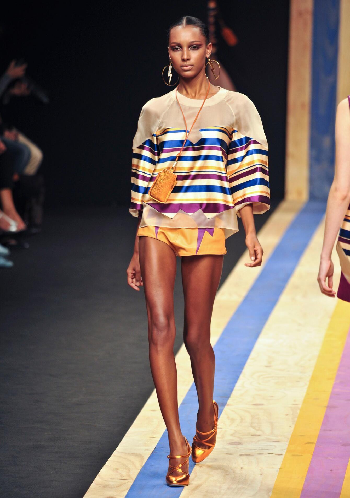 Form line texture color pattern harmony movement for Fashion designer milano