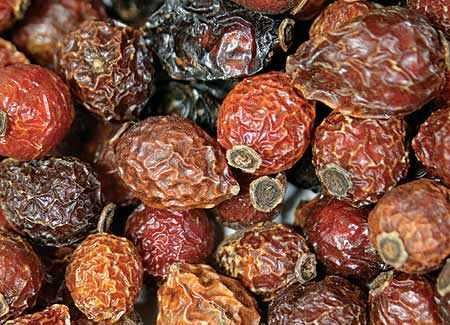Natural Dried Rosehips Vase And Bowl Fillers Home Decor Rose Potpourri Floral Supplies Potpourri Display