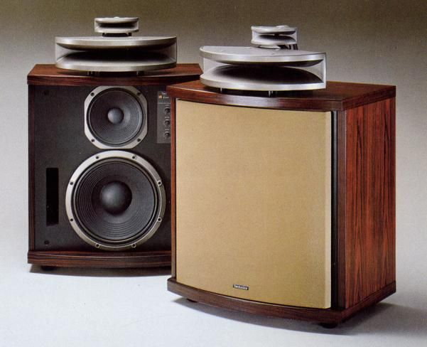 What S The Best Speaker System To Ever Come Out Of Japan Vintage Speakers Speaker Horn Speakers