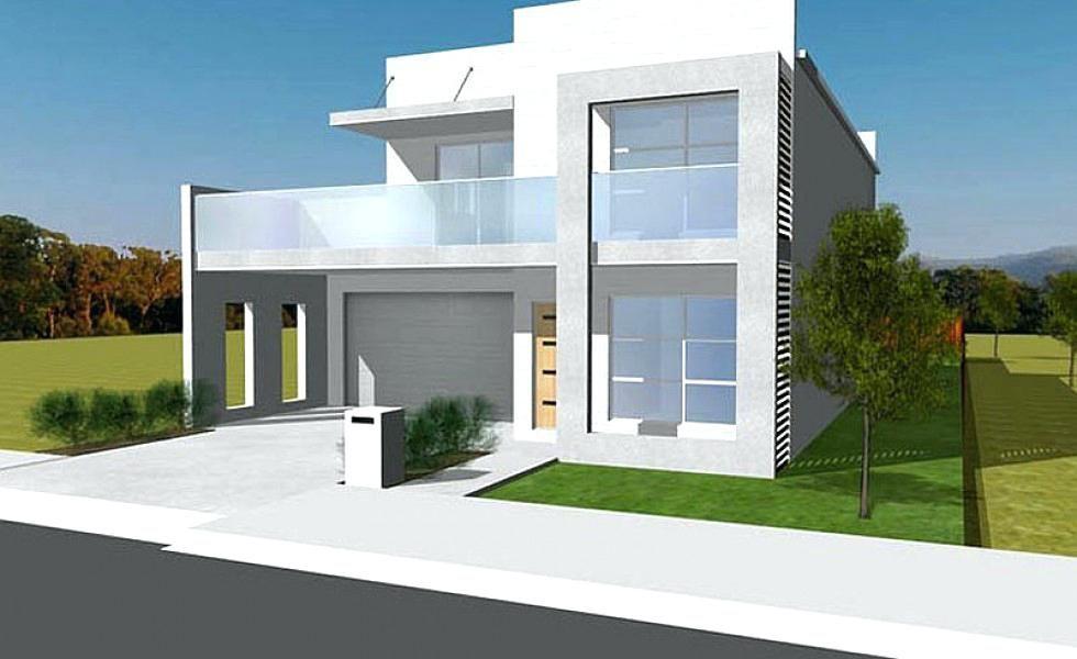 Residential Home Precast Concrete Homes Concrete Houses Prefabricated Houses House