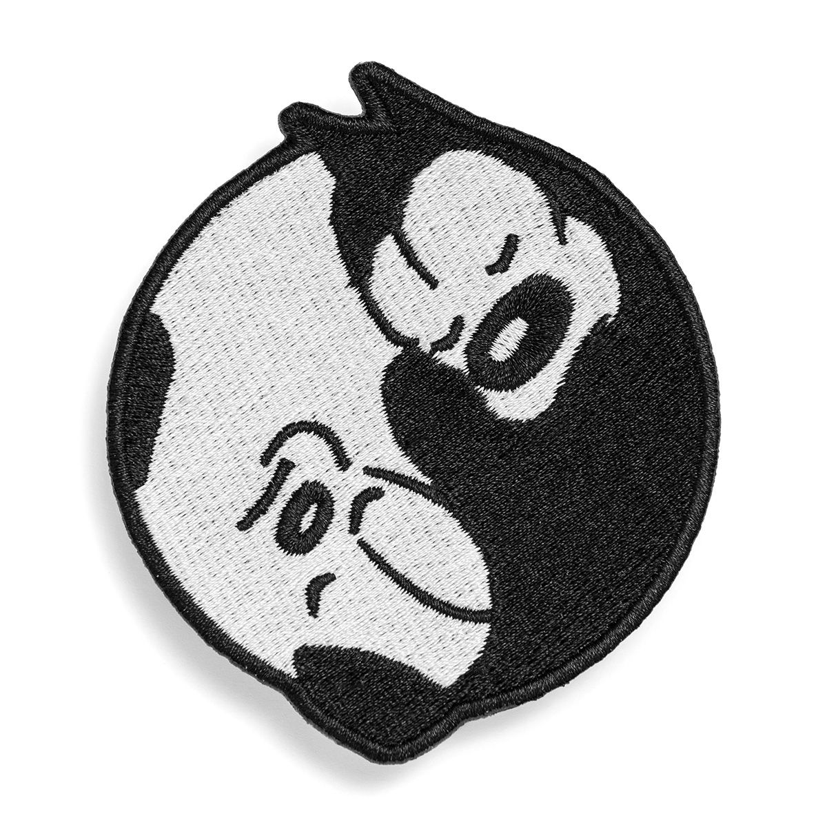 Yin Yang Medium//Large Patch New