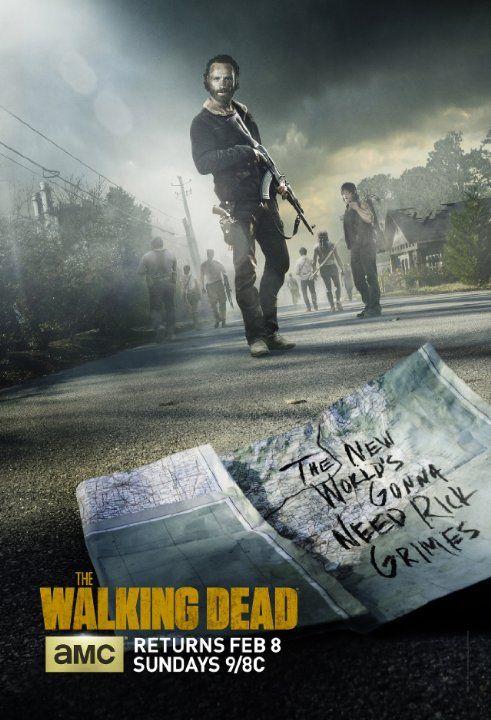 The Walking Dead New Episodes Begin Feb 8th Image Imdb Com