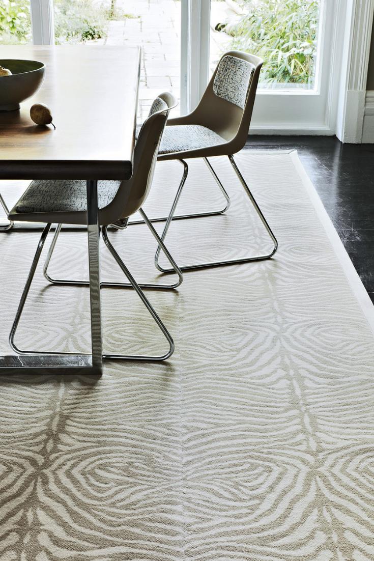 Quirky Skinny Natural Runner Alternative flooring