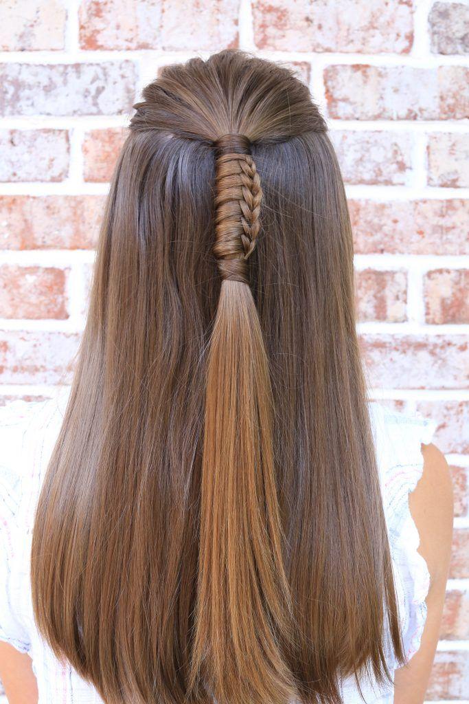 5 Einfache Frisuren Fur Die Schule Zuruck Haar Styling Stilvolle Frisuren Niedliche Frisuren