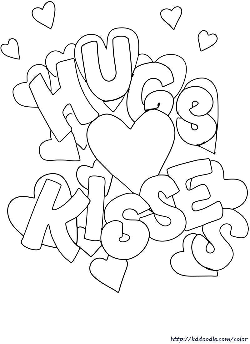 Xoxo Hugs Kisses Valentine Jpg 800 1100 Valentine Coloring Pages Valentines Day Coloring Page Printable Valentines Coloring Pages