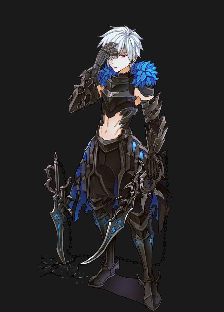 클로저스(closers) 광휘 나타 Character art, Anime characters
