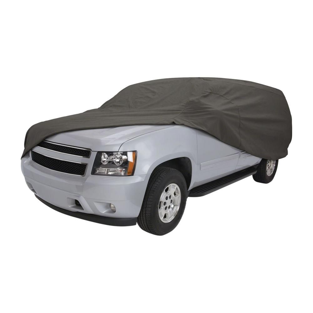 Classic Accessories OverDrive PolyPro 1 Compact SUV//Truck Cover