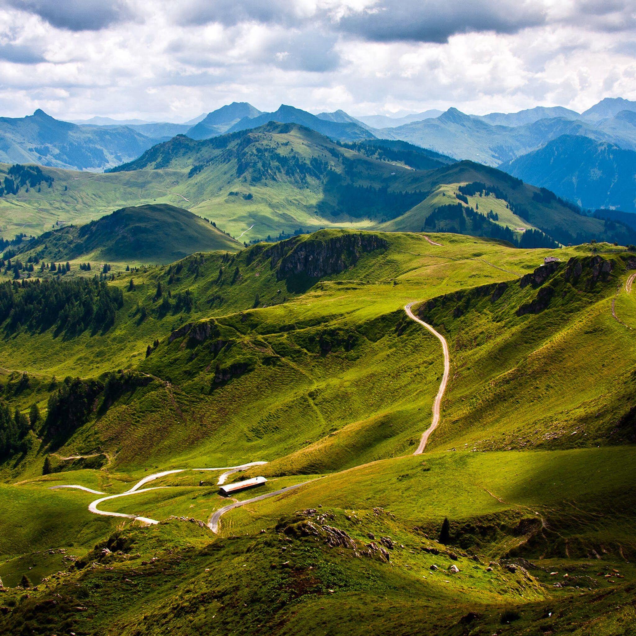 Russia hills