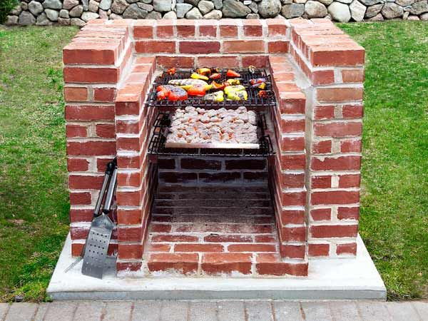 All About Built In Barbecue Pits Diy Bbq Outdoor Bbq Diy Barbecue