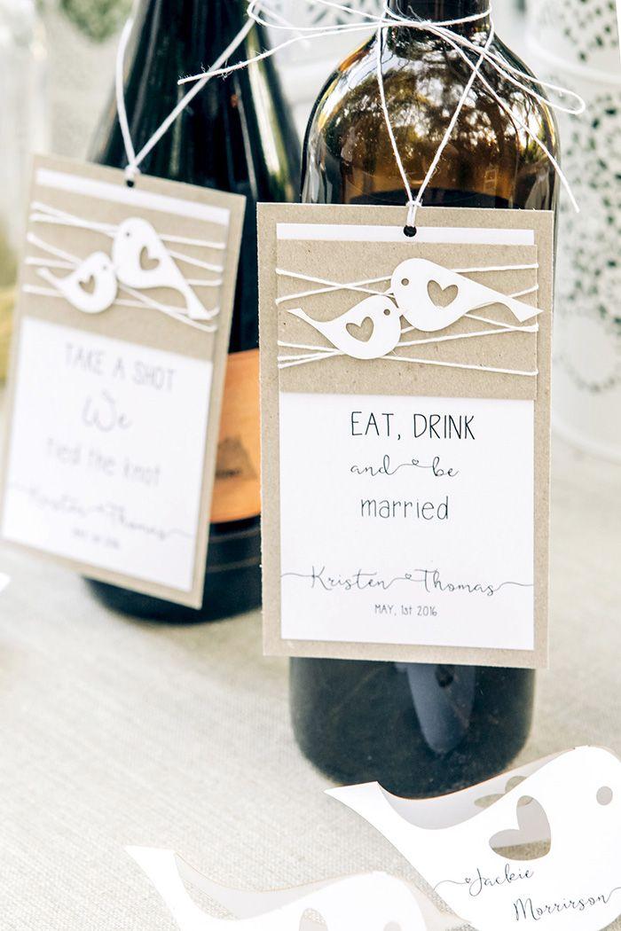 Wine labels rustic | Wedding wine labels, Wine and Weddings