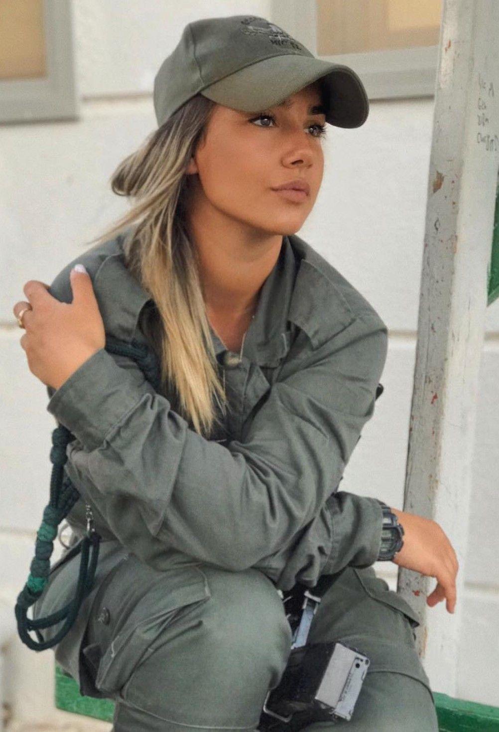 Idf - Israel Defense Forces - Women  Idf - Israel Defense -2333