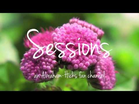 Abraham Hicks: He Dreams of versions of him
