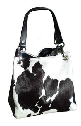 This Gorgeous Camilla Black White Cowhide Bag It S Made By Ella Maiden Australia The Is A Larger Style Bucket Designed For Everyday Use