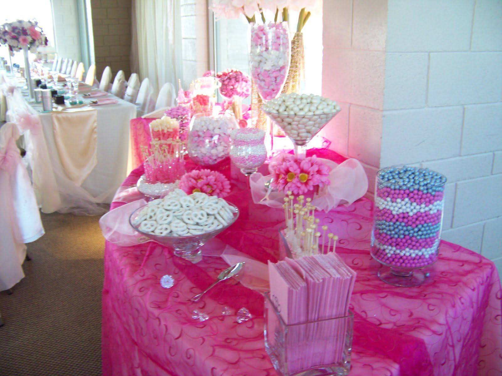 candy table ideas for weddings | blog: candy buffet ideas for ...