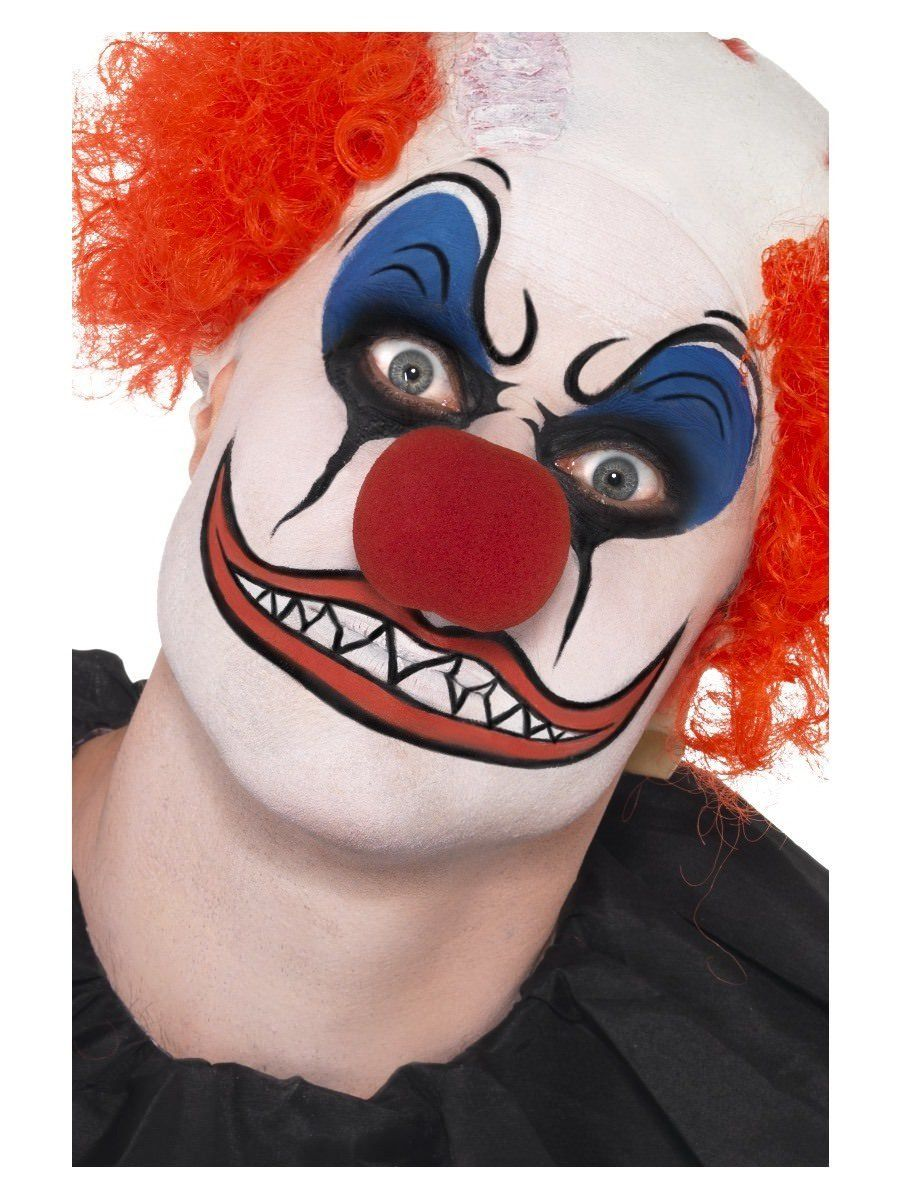 Clown MakeUp Kit in 2020 Evil clown makeup, Scary clown