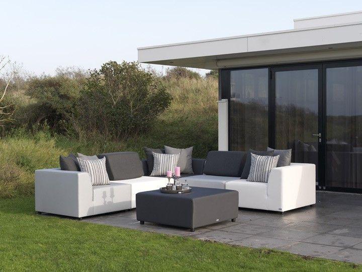 Bello Lounge Garten Loungegruppe Aus Silvertex Garten Gartenmöbel