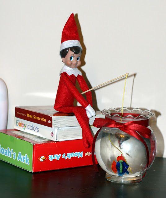 Invite And Delight: Elf On The Shelf Ideas