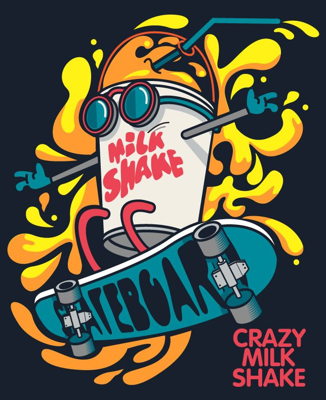 Skate mix on behance artworks sticker pinterest behance skate mix on behance thecheapjerseys Gallery