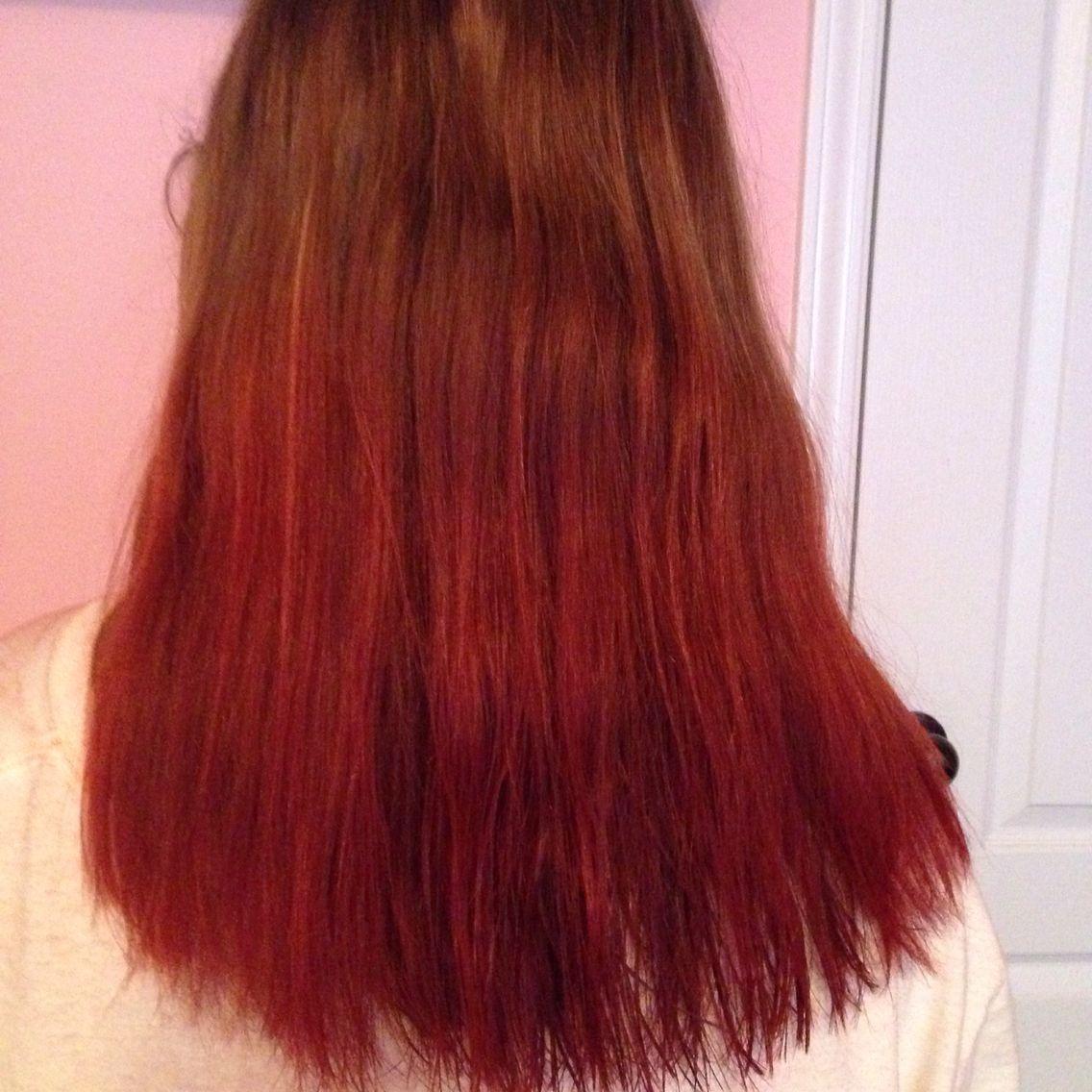 Kool Aid Hair Dye Black Cherry And Strawberry Kool Aid Hair Kool Aid Hair Dye Dip Dye Hair