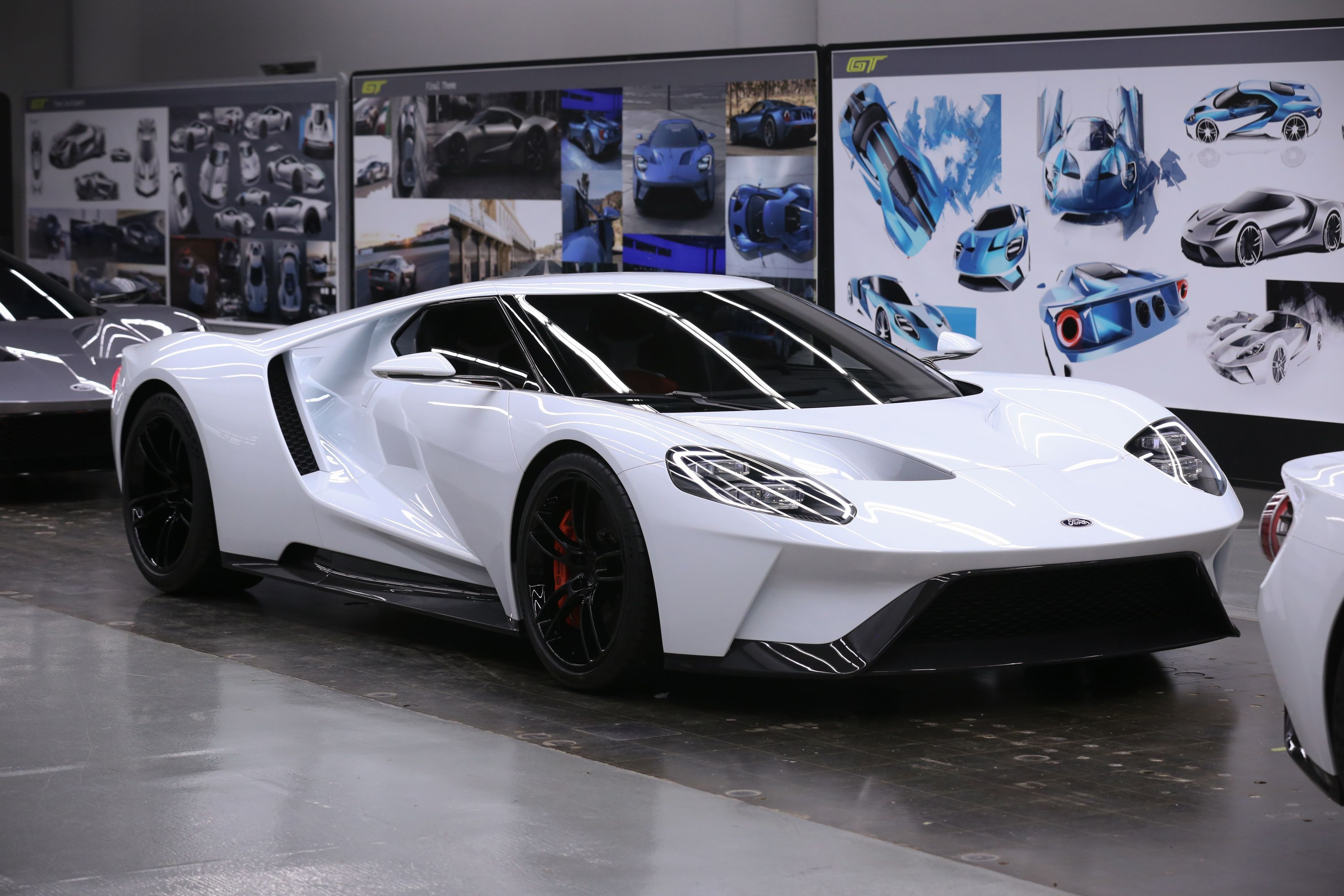 How The New Ford Gt Came To Be The Inside Story Ford Gt Sports
