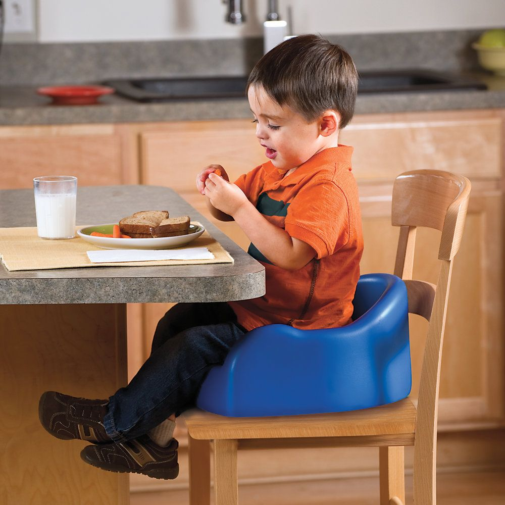 Kids High Back Foam Dining Booster Seat Great For The Piano Bench