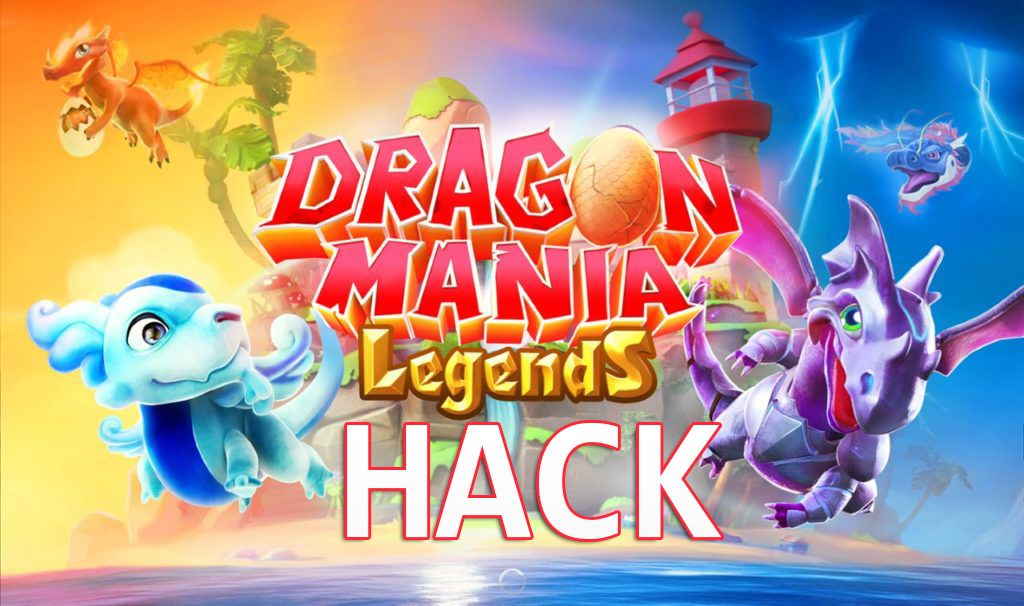 Dragon Mania Legends hack bất tử, full tiền, kim cương mới nhất 2019 1