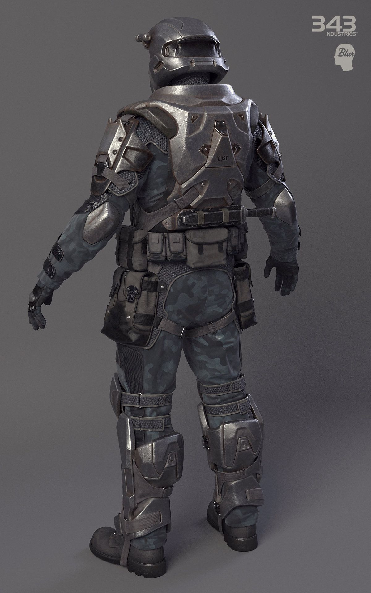 halo odst armor
