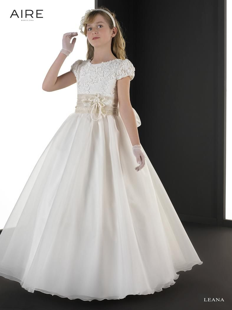 Cheap 2015 cinderella flower girls dresses special occasion kids 2015 cinderella flower girls dresses special occasion kids lace first communion gowns white mother and daughter matching wedding dresseszc05 2018 from izmirmasajfo