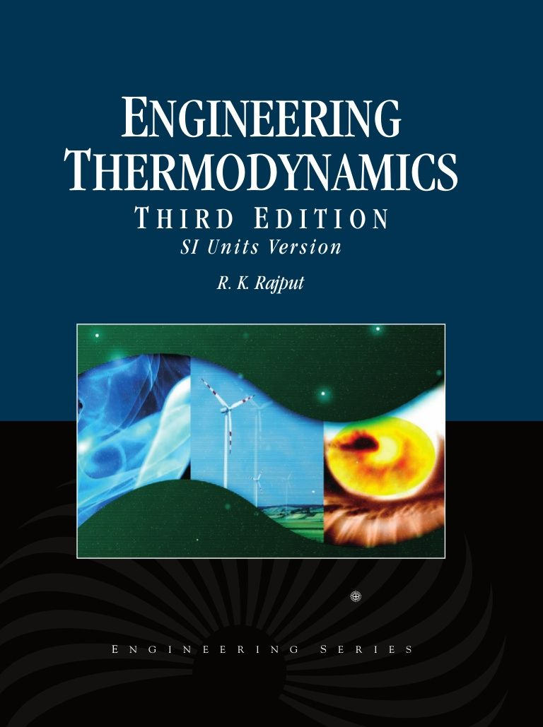 Engineering Thermodynamics Books Pdf