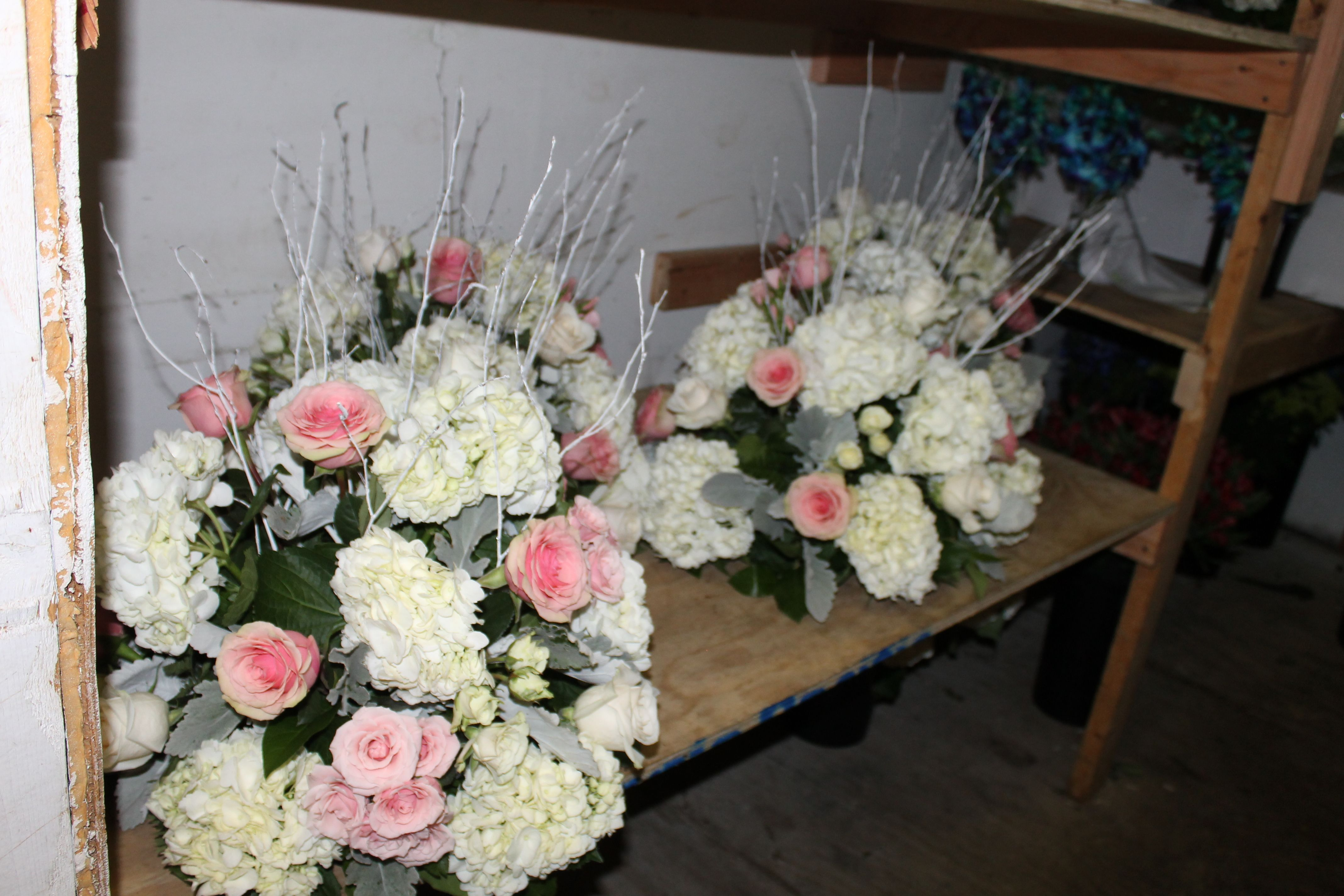 Flowers stephanie glickmans wedding pinterest customer at beautiful beginnings flowers we pride ourselves in our floral artistry cutting edge designs and above all customer service that is second to none izmirmasajfo