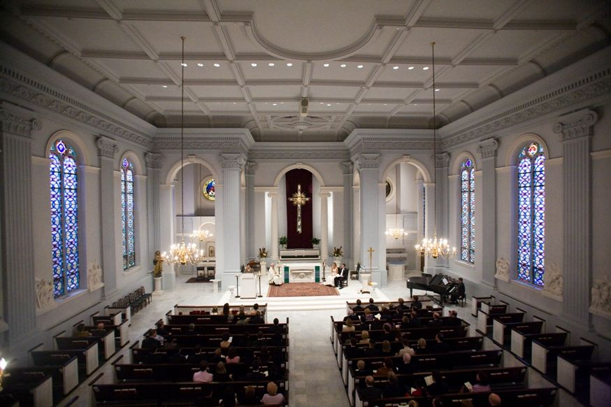 Holy Trinity wedding Georgetown   Washington DC area ...