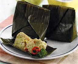 Resep Botok Udang Rebon Resep Resep Udang Resep Masakan Indonesia