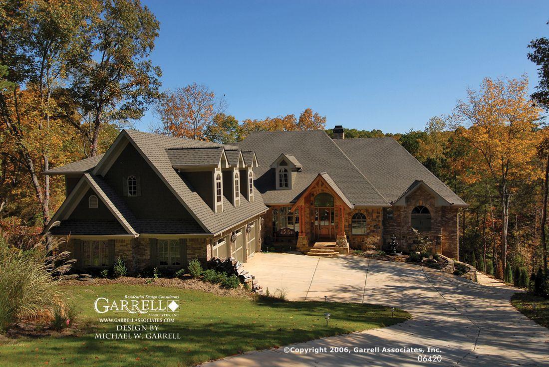 Eplans Craftsman House Plan Rustic Elegance