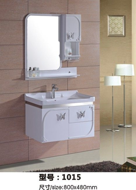 Factory Direct Whole Bathroom Vanities Bathroom Cabinets Cabinet Pvc - Factory direct bathroom cabinets