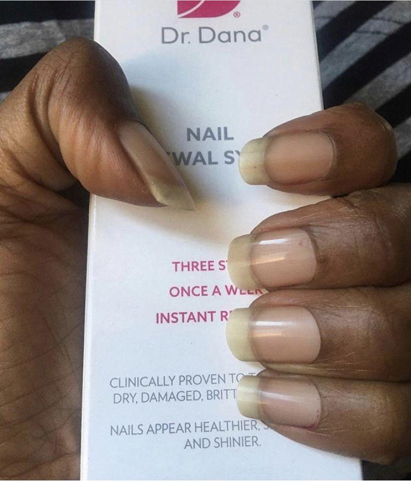 Dr Dana Nail Renewal System 3 In 1 Nails Renew Dana