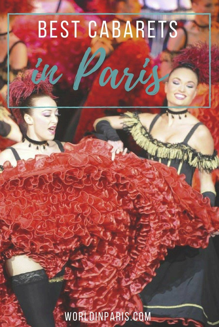 Lido Or Moulin Rouge Or Crazy Horse: What Is The Best