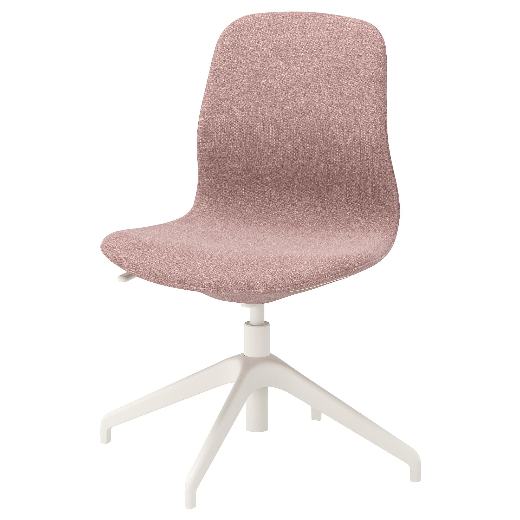 LÅNGFJÄLL Conference chair Gunnared light brownpink