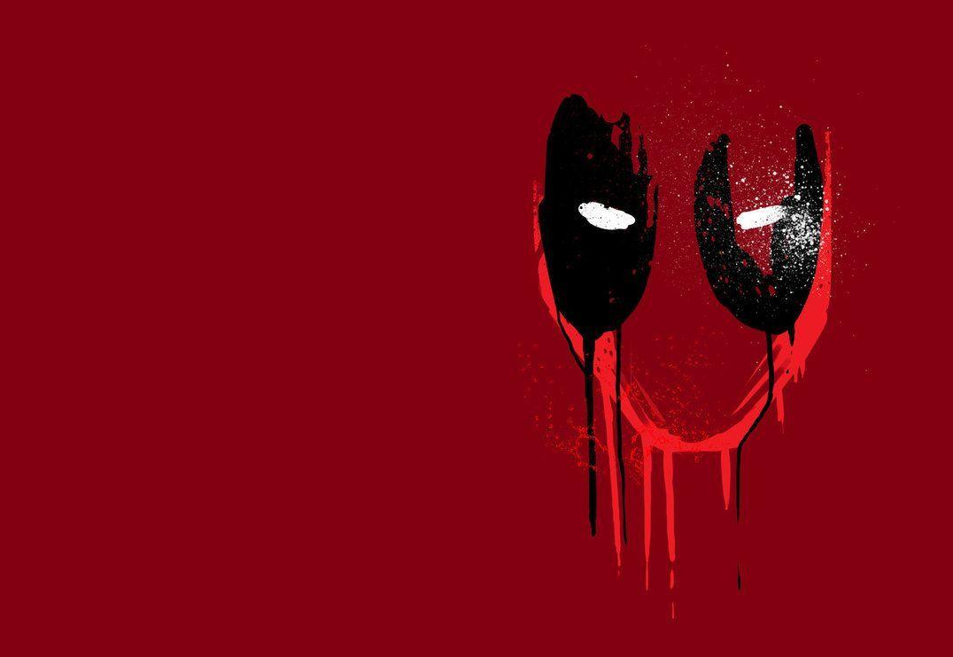 Deadpool Movie Logo Wallpapers Phone Desktop Wallpaper Box
