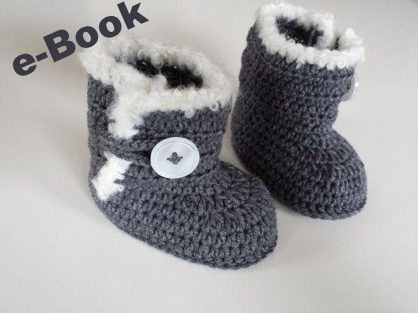 Häkelanleitung Baby Bootiese Book Pdf Baby Pinterest Baby