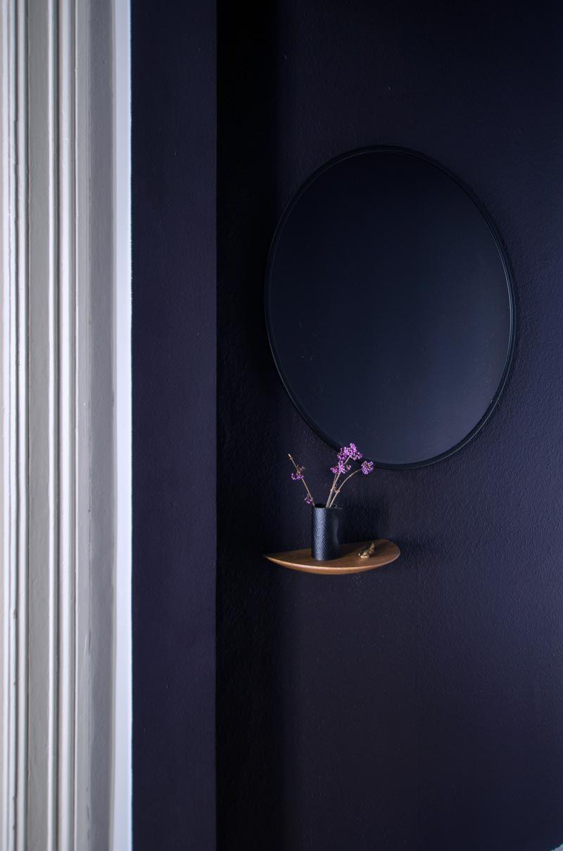 Mitte jahrhundert badezimmer dekor tipps für dunkle räume  embrace darkness  how to  colors at