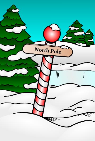 North Pole Cartoons Google Search School Party Games North Pole Sign North Pole Party