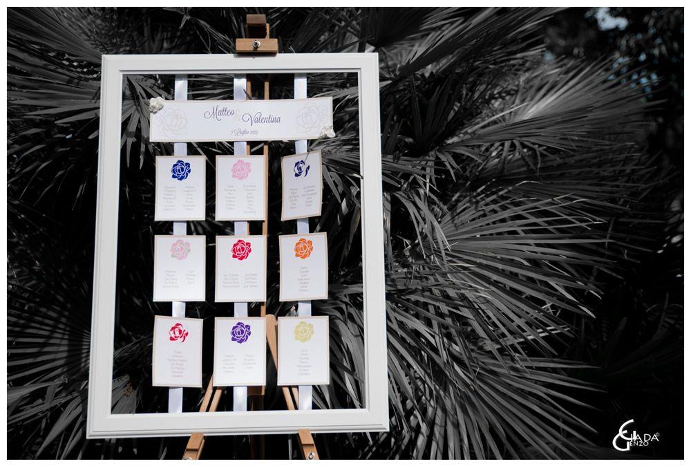 Tableau in cornice | Fragola Lilla