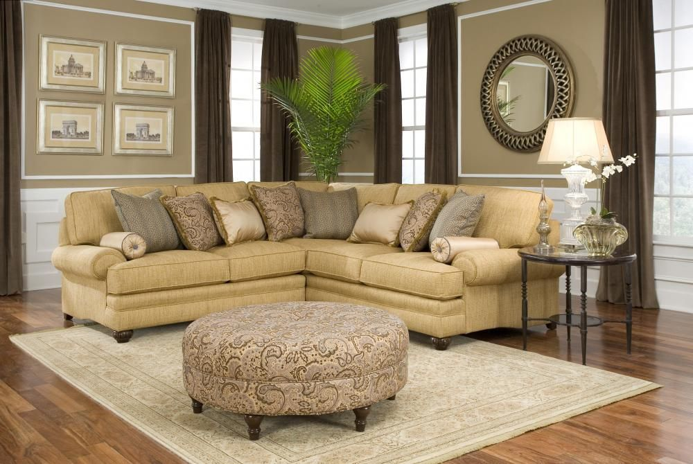 Furniture Manufacturer: Smith Brothers Of Berne, Inc. MADE IN USA In Indiana.  Outstanding Construction With LIFETIME WARRANTY On FRAME And CUSHIONS!
