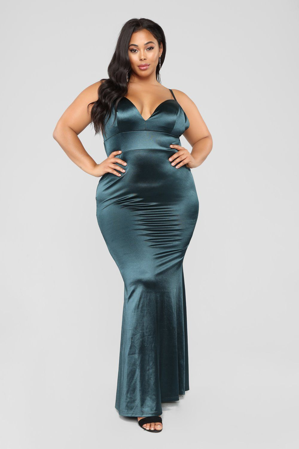 b72959abae609 Taken By Her Beauty Mermaid Dress - Teal